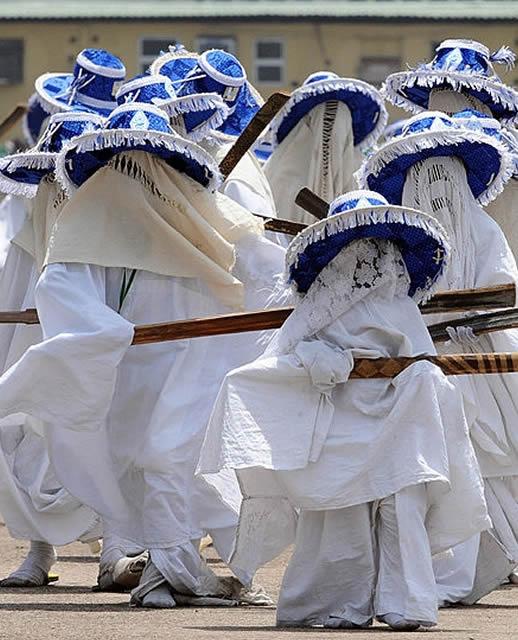 Eyo Festival Lagos