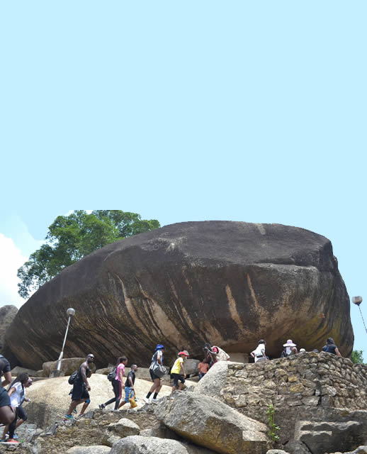 Olumo Rock Abeokuta