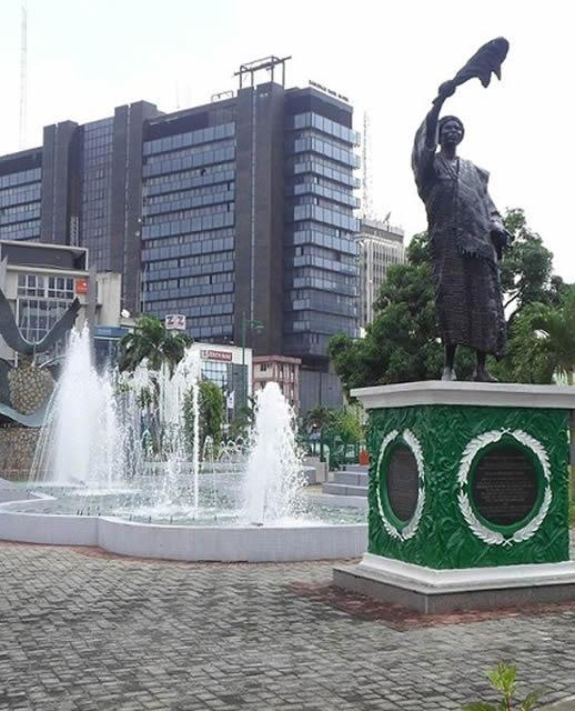 Tinubu Square Lagos
