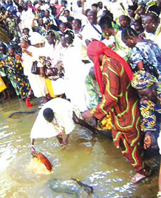Osun Oshogbo Festival